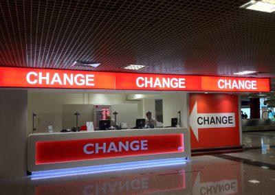 Yex Change | Fiumicino