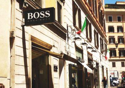 Hugo Boss | Roma
